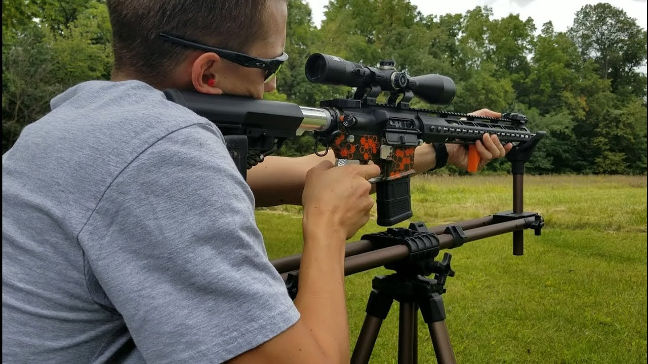 Bear Creek Arsenal Upper Receiver Test and Review