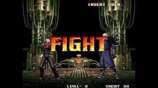 The King of Fighters '99 - Hero Team (K', Maxima, Benimaru & Shingo)