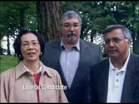 2004 Liberal Party of Canada Ad: Team BC