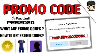 Promo codes pes 2020 mobile how to get in what is code ➖➖➖➖➖➖➖➖➖➖➖➖➖➖➖➖➖➖ thanks for watching. p...