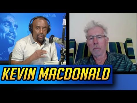 Kevin MacDonald: Evolution, God, and Anger