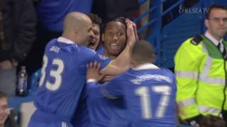 Didier Drogba's 10 Best Champions League Goals | Chelsea Tops