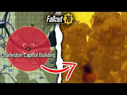 Fallout 76 | What Happens if You Nuke Charleston Capitol Building? (Fallout 76 Secrets) thumbnail
