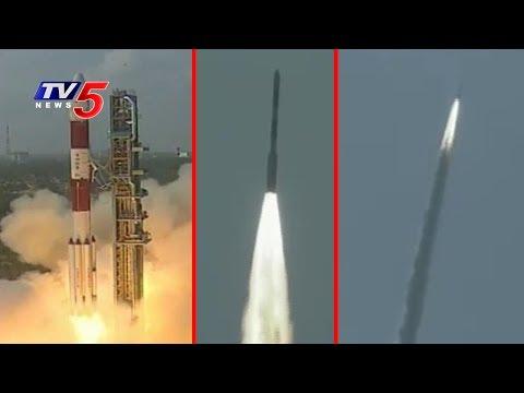 ఇస్రో మరో ప్రతిష్టాత్మక ప్రయోగం..! | ISRO PSLV C-38 Launched Successfully | TV5 News