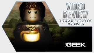 Lego: The Lord of the Rings Video Review