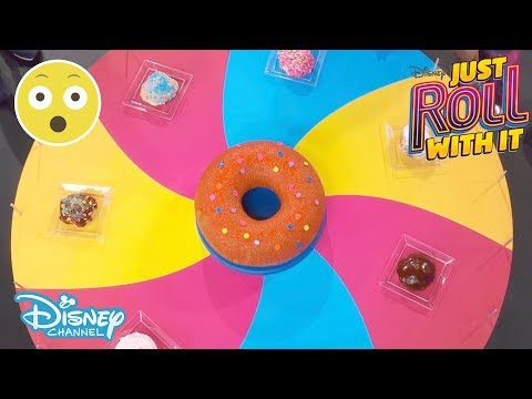 Just Roll With It | Doughnut Dares