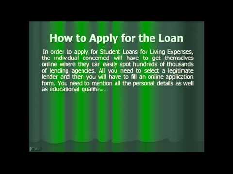 Student Loans for Living Expenses - YouTube on staff loan application form, printable loan application form, student employment application form, student loan brochure, student loan statement of account, sba loan application form, student loan costs, loan deferment form, student loan documents, payday loan application form, student loan payment, student loan interest form, student loan promissory note form, student studying in classroom, student loan repayment form, installment loan application form, student loan essay, car loan application form, student loan services, student loan request form,