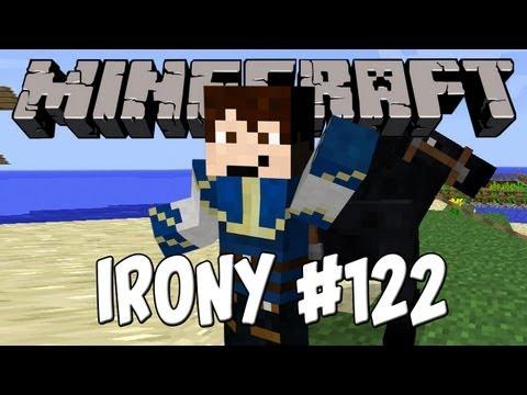 Minecraft Irony #122(Свят 4) - Вихър