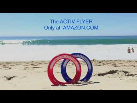 The Best Kid S Frisbee At Beach Play Fun Family With Activ Flyer By Life