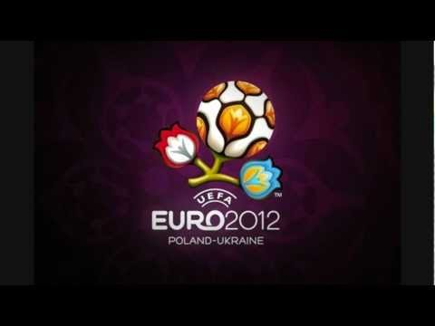EURO 2012 Entrance Song Officiall Anthem [HD] Heart Of Courage