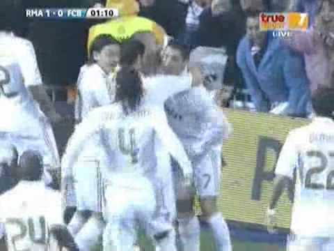 El Classico 2011 Real_ Barca: 1-3