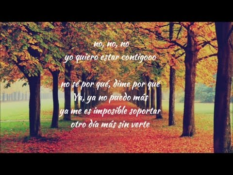 Otro Día Mas Sin Verte - John Secada (Letra Canción)