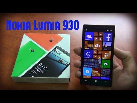 Nokia Lumia 930. Смартфон из Стали / Арстайл /