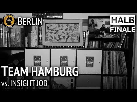 Team Hamburg [BER] vs. Insight Job [NRW]   BLB Halbfinale HR