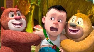Забавные Медвежата - Домовая Фея  - от Kedoo Мультики для детей