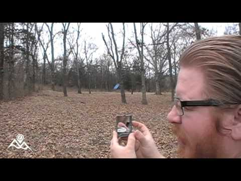 Pathfinder Phase 1 Block 8 Pt 1 Navigation - Setting a Bearing on Your Compass / Lateral Drift