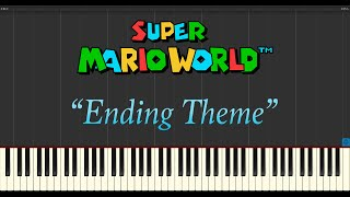 free mp3 songs download - Super mario 64 end theme piano tutorial
