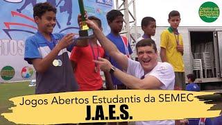 JAES - Jogos Abertos Educacionais da SEMEC