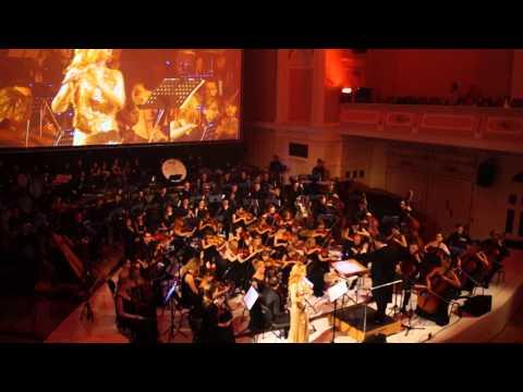 Alex North - Spartacus Love Theme, arranged by Lee Holdridge, flute by Sara Andon