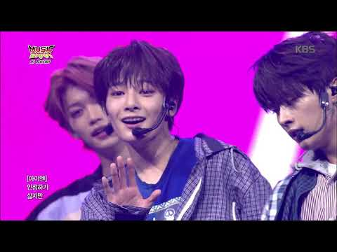 Music bank in berlin - Stray kids - My pace 20181031