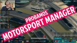 Prueba a fondo de Motorsport Manager - Efeuno