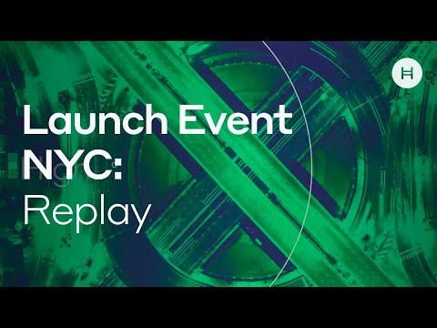 Replay x Launch Event NYC