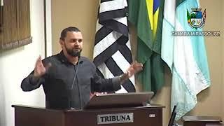 21ª Sessão Ordinária - Vereador Daniel Sotto