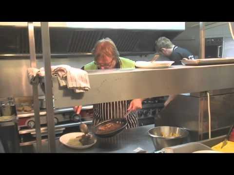 Super Sausage Cafe celebrates award