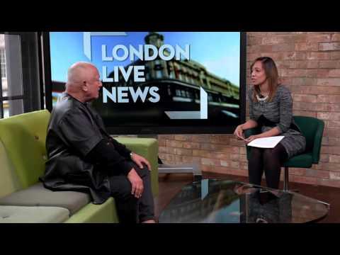 Reya reports: Steven Berkoff calls young British actors