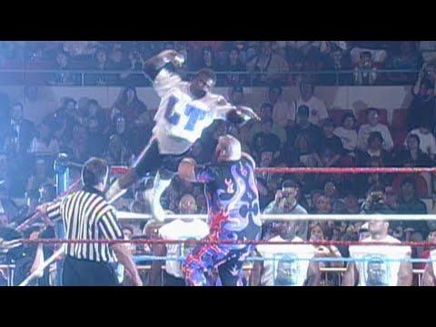 Lawrence Taylor vs. Bam Bam Bigelow: WrestleMania XI