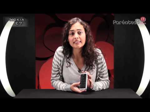 Celular Nokia E7 (Video Reseña)