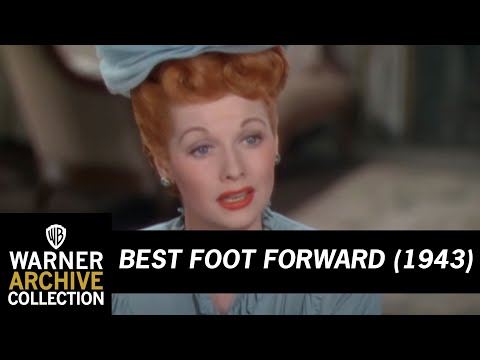 Best Foot Forward (1943) – You're Lucky