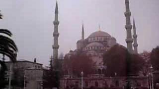 Blue Mosque x Hagia Sophia - Istambul / turquia