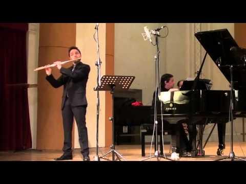 J. S. BACH, Sonata in C-dur BWV 1033 - Paolo Taballione, Leonardo Bartelloni