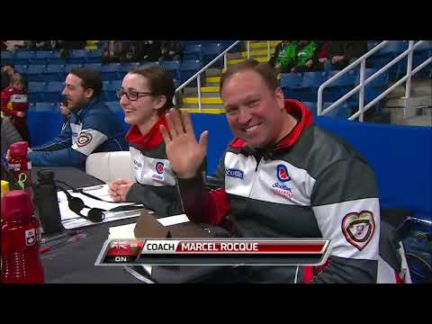 2019 Scotties Tournament Of Hearts - Brothers (NS) Vs. Homan (ON) - Draw 5