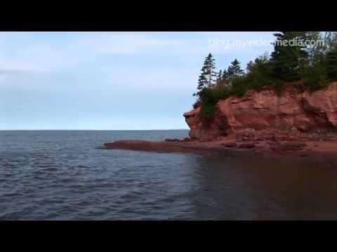 Bay of Fundy, Maitland, Nova Scotia - Canada HD Travel Channel