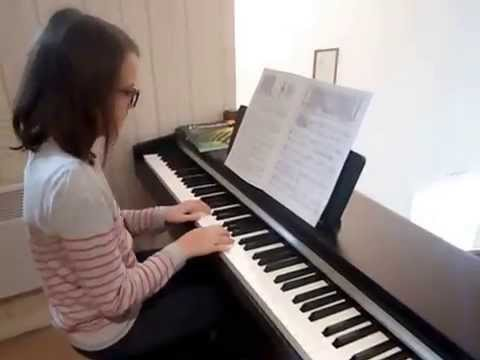 PIANO : Vive Le Vent, Les Spectres Nocturnes et Lucky Song
