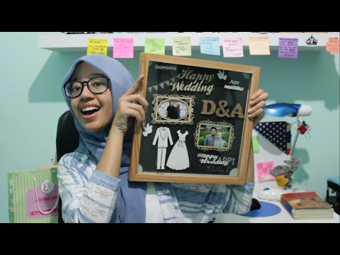 DIY Wedding Gift Idea