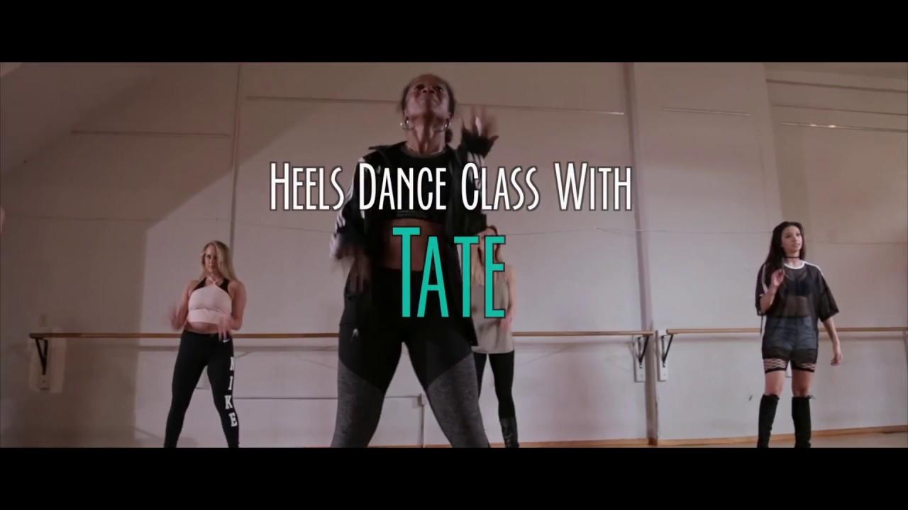 Ashleyliane Dance Company - Heels Dance with Tate!