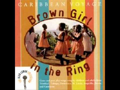 Boney M - Brown Girl In The Ring (1978)