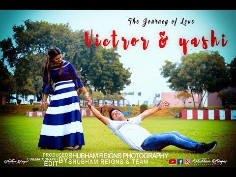 Best Pre Wedding Video Shoot   Victor & Yashi PRE WEDDING   ShubhamReignsPhotography   