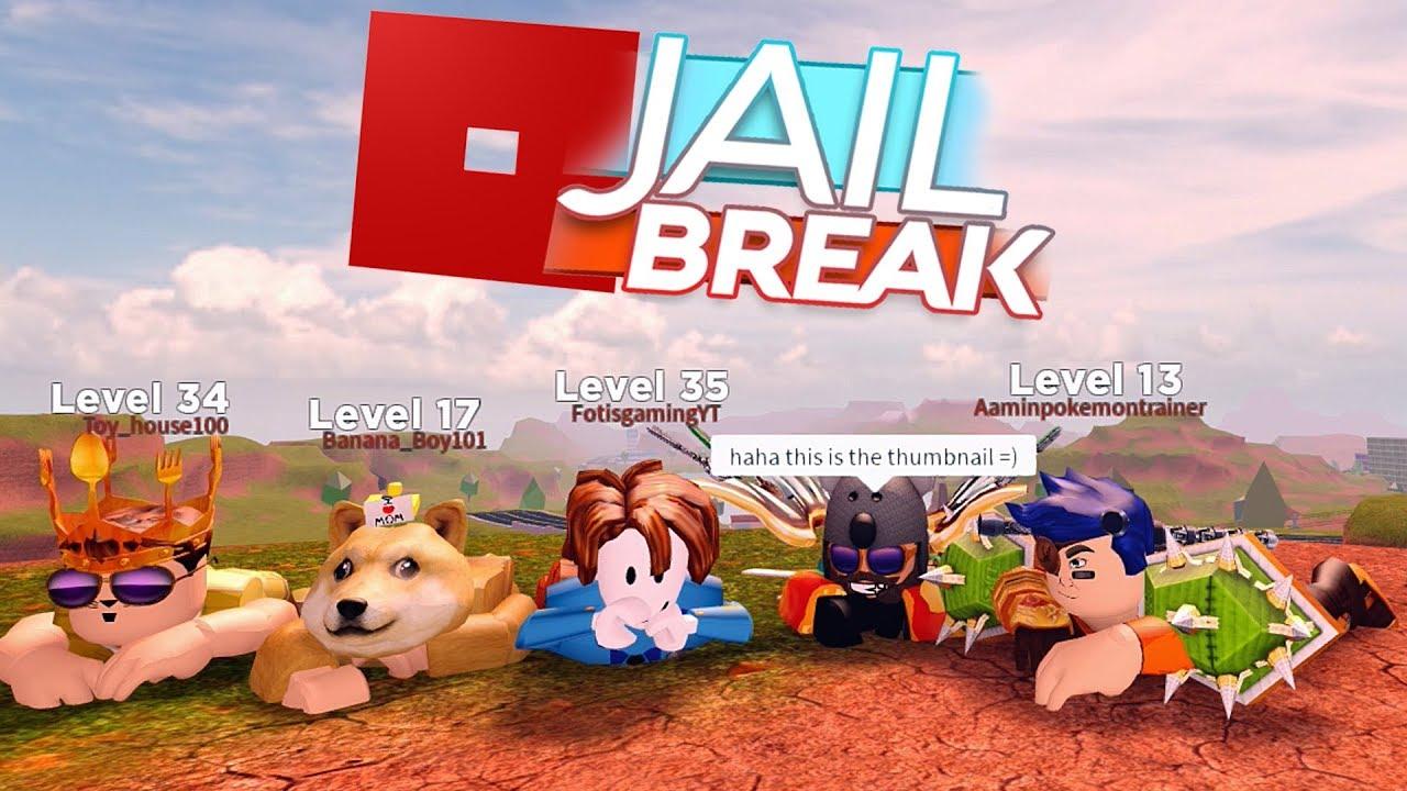 Jailbreak Huge New Map Expansion Update Roblox Jailbreak Youtube