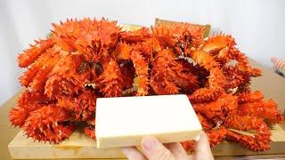 大量の花咲ガニと大量のバターを使って、みんな大好き『あの』料理を作ってみた! thumbnail