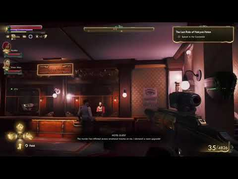 Outer worlds murder on eridanos using amplifier as a weapon |