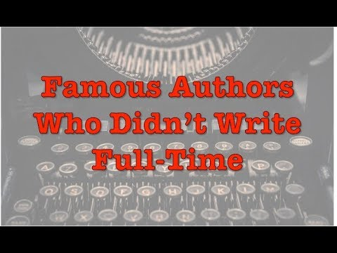 Article: 6 Famous Writers Who Never Made A Dime