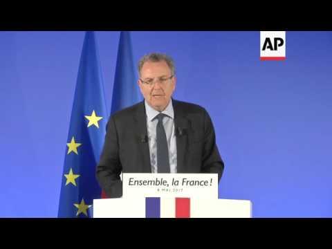 Macron party now seeking parliamentary majority