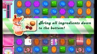 Candy Crush Saga Level 1459 walkthrough (no boosters)