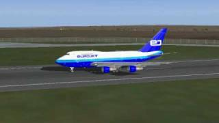 EuroJet 747SP - St Mawgan Thumbnail