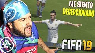 NO TE COMPRES FIFA 19 PARA XBOX 360 Y PLAYSTATION 3-ME SIENTO DECEPCIONADO-9BRITO9