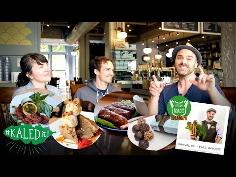 The Vegan Roadie (S02E05 - FULL EPISODE) Asheville, NC